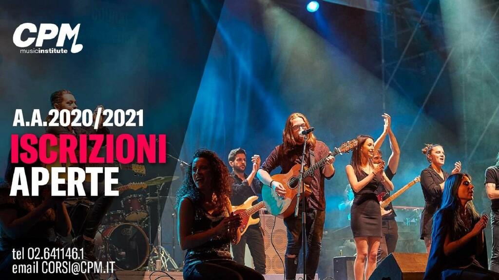 Open Day al Cpm Music Institute di Milano