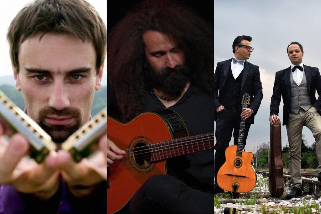 """Padova World Music Festival: """"Io sono l'altro"""""""