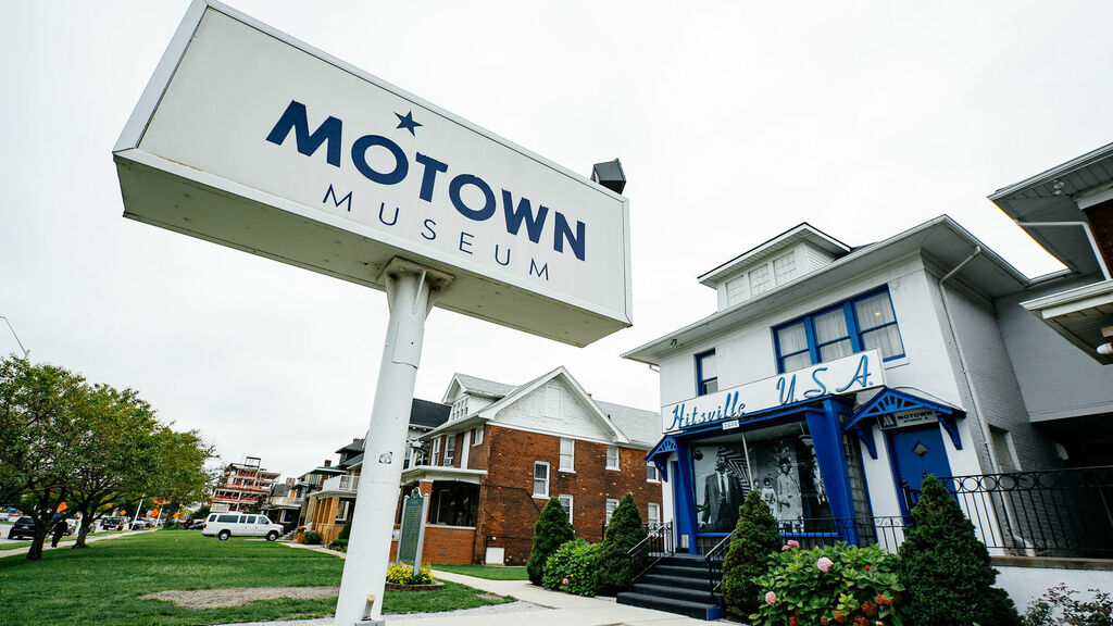 Detroit, Michigan – Motown