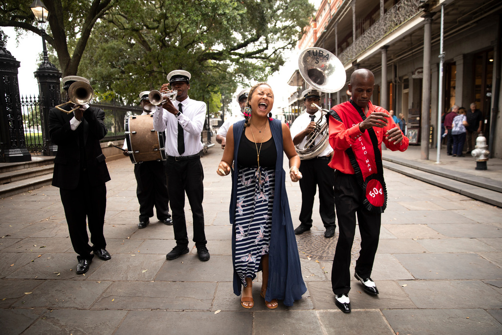 New Orleans, Louisiana – Jazz