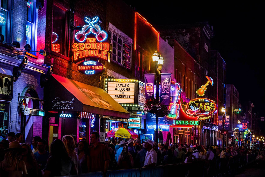 Nashville, Tennessee – Country