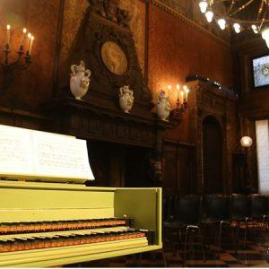 "Concerto: ""Johann Sebastian Bach: le Variazioni Goldberg"""