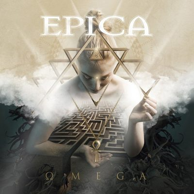 Epica - Omega (2 LP - Colored Vinyl)