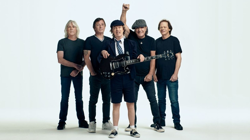 "Il singolo ""Shot In The Dark"" degli AC/DC disponibile in digitale e in video"