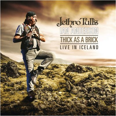 Jethro Tull's Ian Anderson - Thick As A Brick Live In Iceland (3 LP - Limited Edt.)