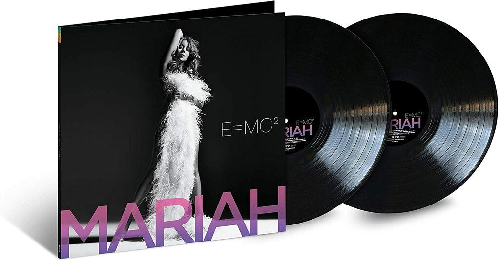 Mariah Carey - E=Mc2 (2 LP)