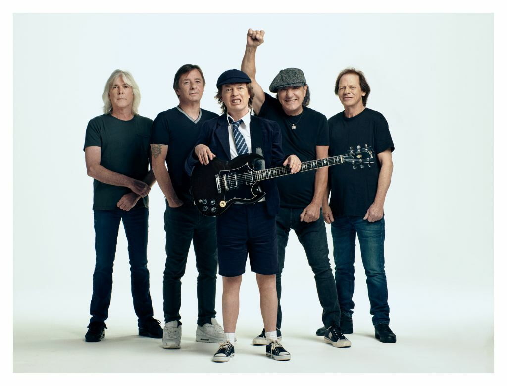 """Power Up"" il nuovo album degli AC/DC anticipato dal singolo ""Shot In The Dark"""