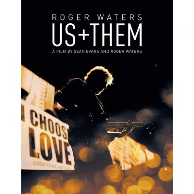 Roger Waters - Us+Them (Blu-ray e Dvd)