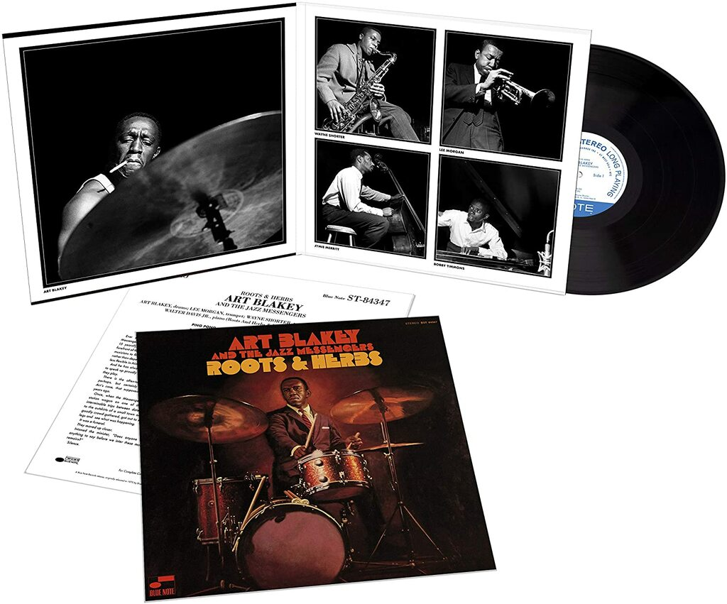 Art Blakey - Roots and Herbs