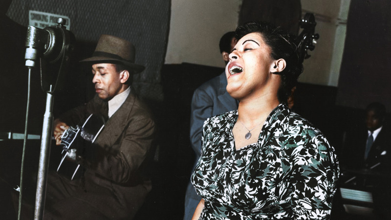 """Billie"": la leggenda del blues Billie Holiday nel documentario di James Erskine"