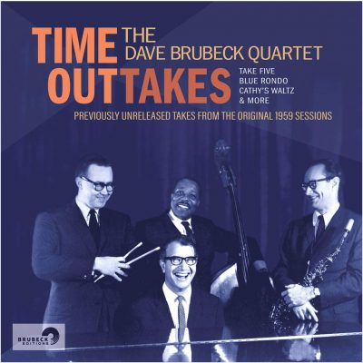 Dave Brubeck Quartet - Time Outtakes