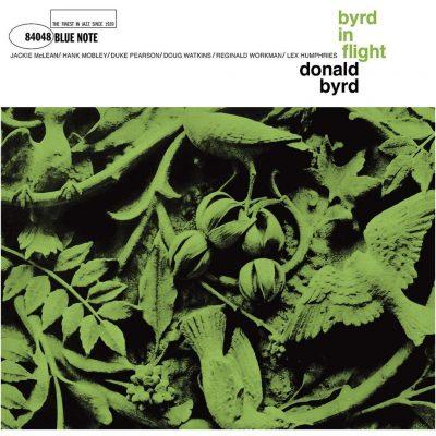 Donald Byrd - Byrd In Flight