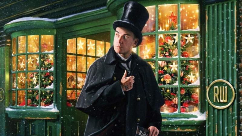 """Esce oggi """"Can't Stop Christmas"""" il nuovo singolo di Robbie Williams"""
