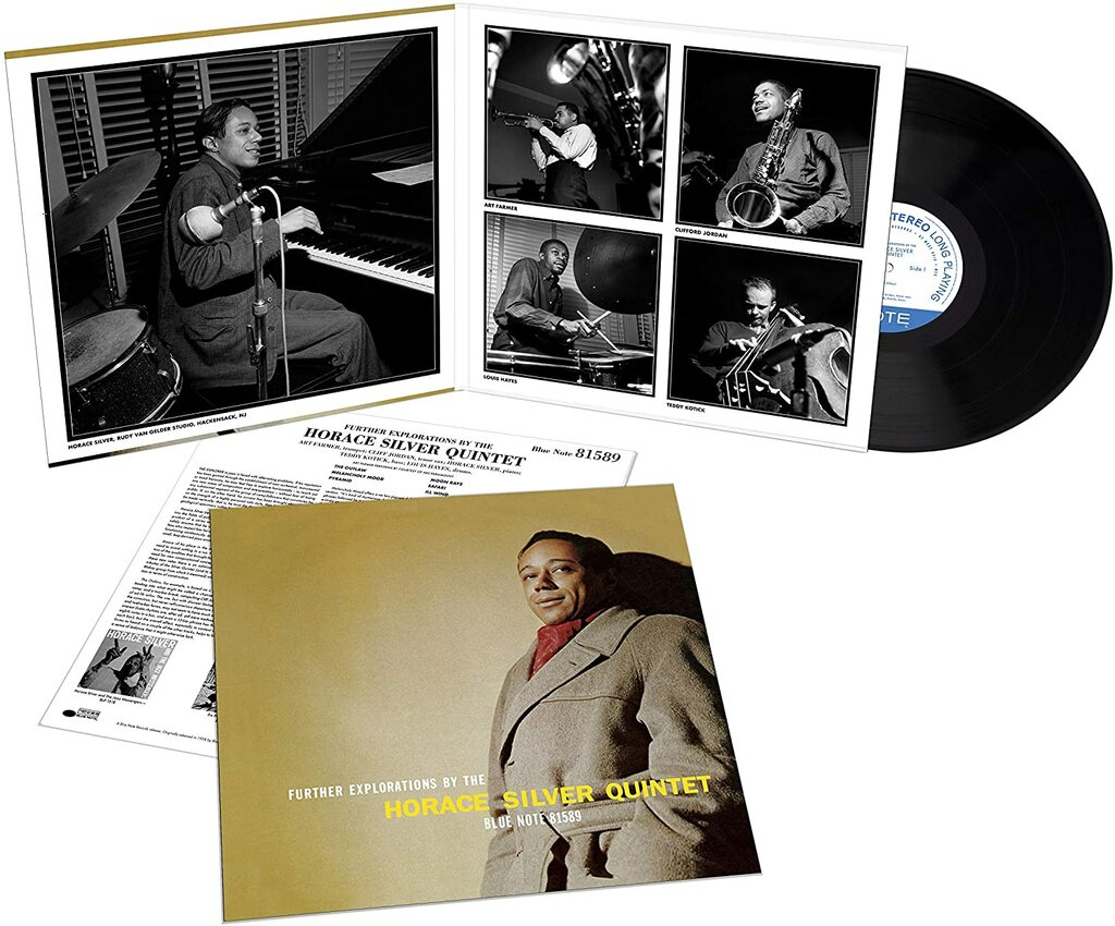 Horace Silver - Further