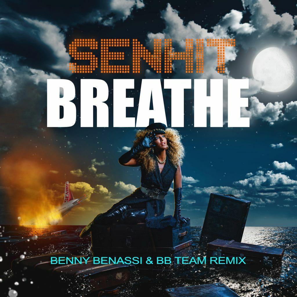"""Il singolo """"Breathe"""" della Senhit in versione remix targato Benny Benassi"""