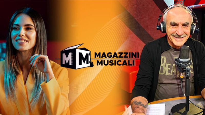 Magazzini Musicali: Il nuovo settimanale di attualità musicale su tv e radio Rai