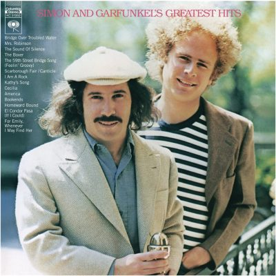 Simon & Garfunkel - Greatest Hits (Vinyl White)