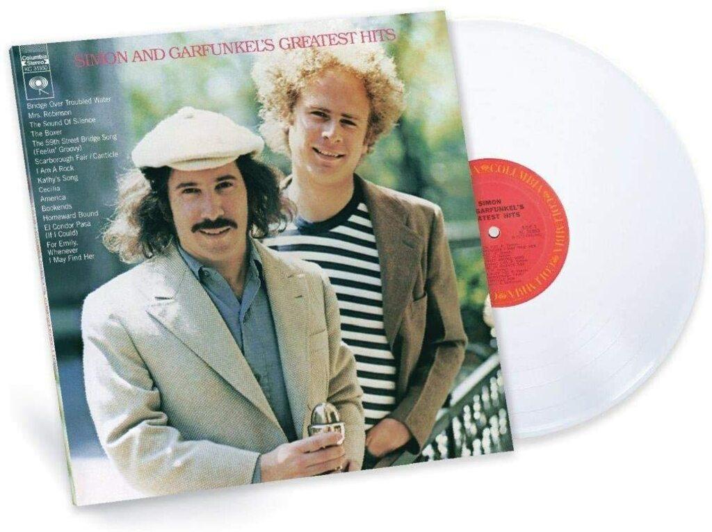 Simon & Garfunkel - Greatest Hits (Vinyl White)