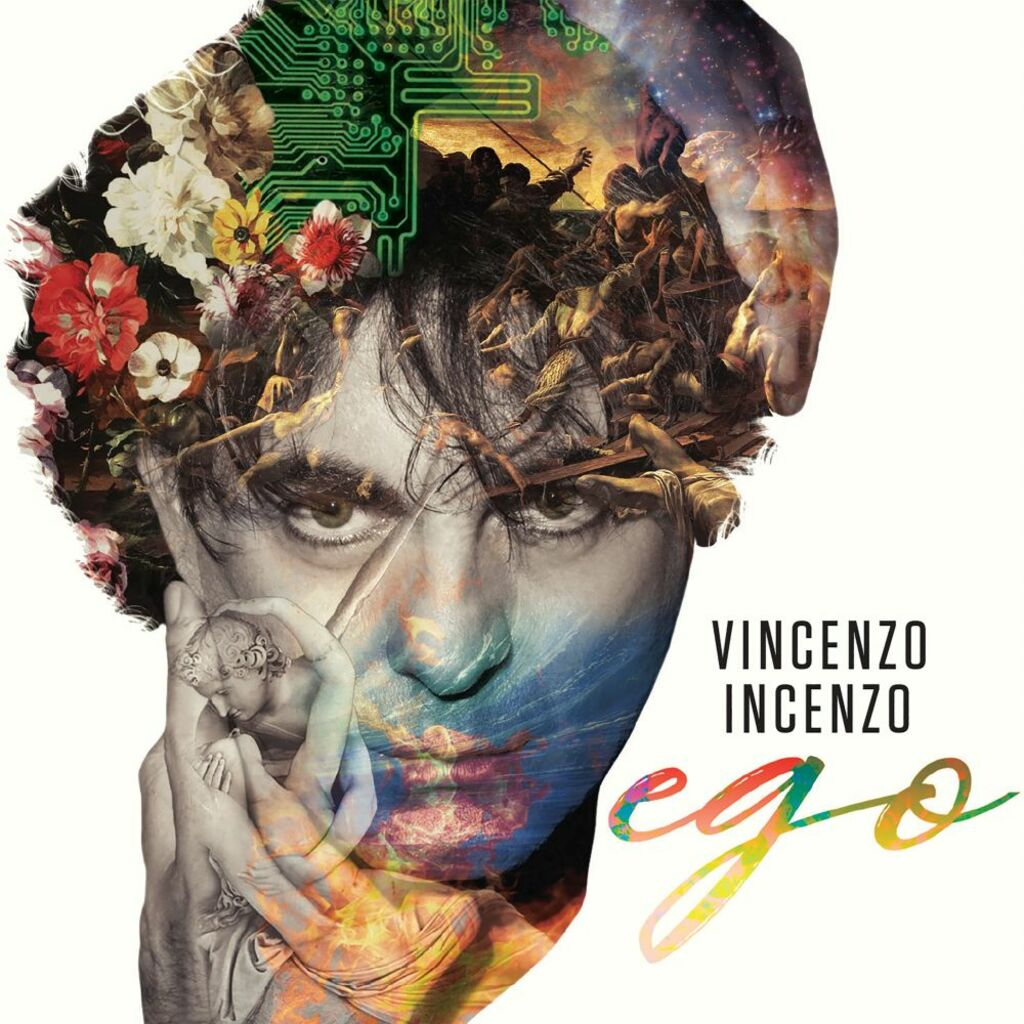 """Venerdì 4 dicembre esce l'album """"Ego (spanish version)"""" di Vincenzo Incenzo"""