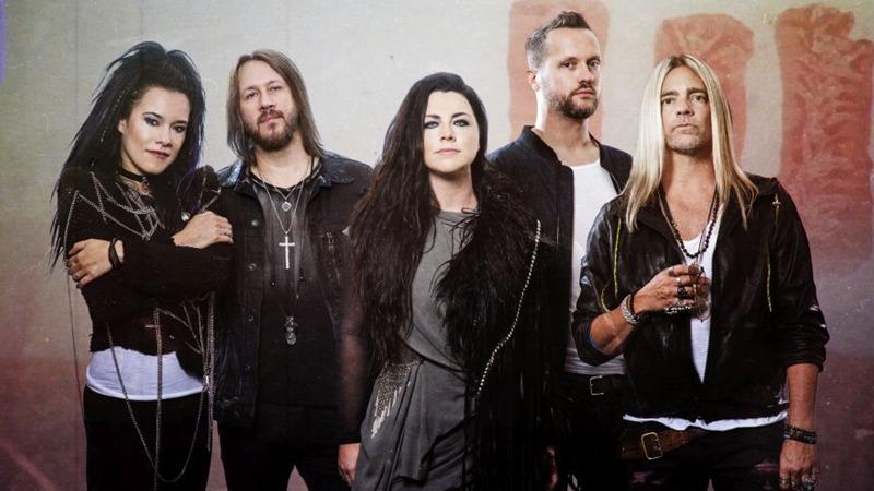 A 10 anni dall'ultimo disco di inediti tornano gli Evanescence
