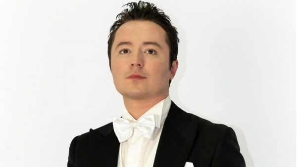 """""""Christmas recital"""": concerto di Matteo Macchioni in diretta streaming dal duomo di Sassuolo"""