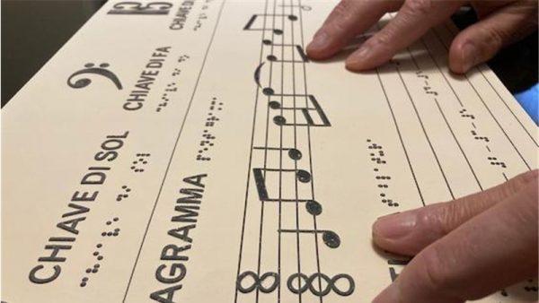 I nuovi percorsi audio-tattili al Museo della Musica di Bologna