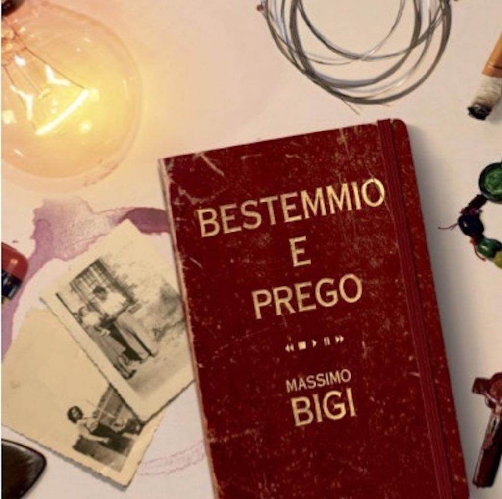 """L'album d'esordio """"Bestemmio e prego"""" di Massimo Bigi è disponibile nei negozi e in streaming"""