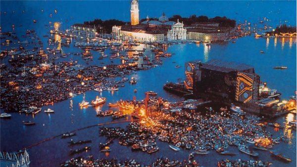 Live in Venice: il più brutto (e controverso) concerto dei Pink Floyd
