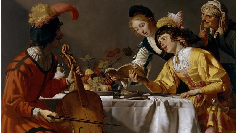 Musica in Galleria Borghese: Concerto barocco in diretta streaming