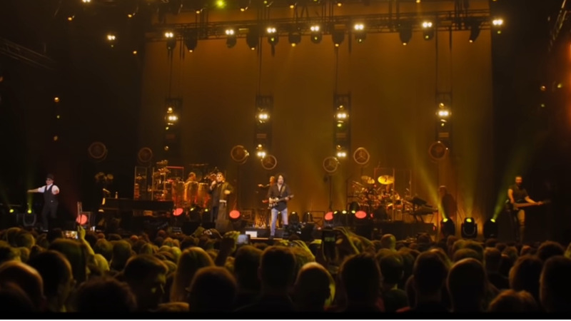 Video Live: Toto - Africa