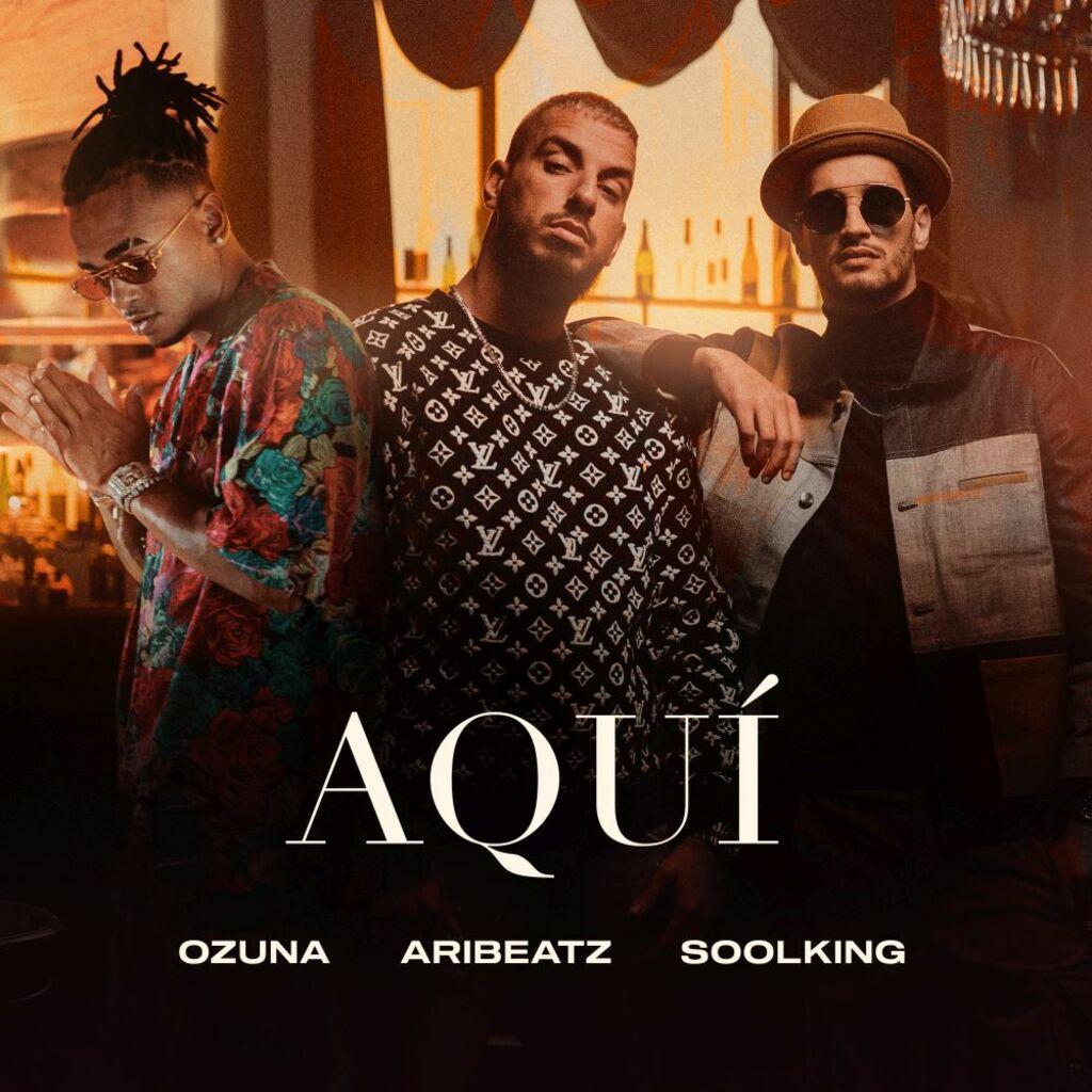 """Aribeatz Soolking e Ozuna in collaborazione per """"Aqui"""" (anche in video)"""