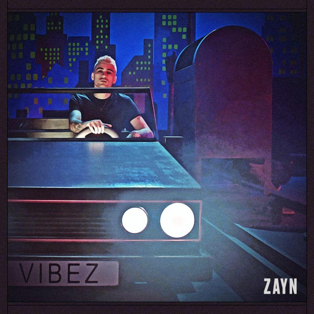 """Disponibile da oggi """"Vibez"""" il brano di Zayn estratto da """"Nobody is listening"""""""