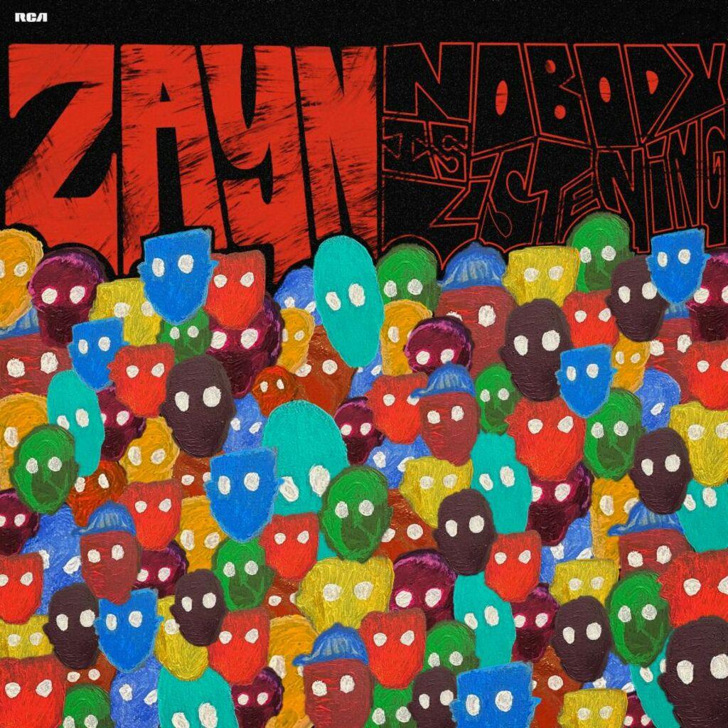 """È uscito oggi il nuovo album """"Nobody is listening"""" di Zayn"""