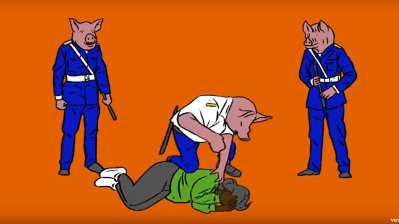 """Gianna Nannini risponde ai sindacati di polizia in merito al video del suo brano """"L'aria sta finendo"""""""