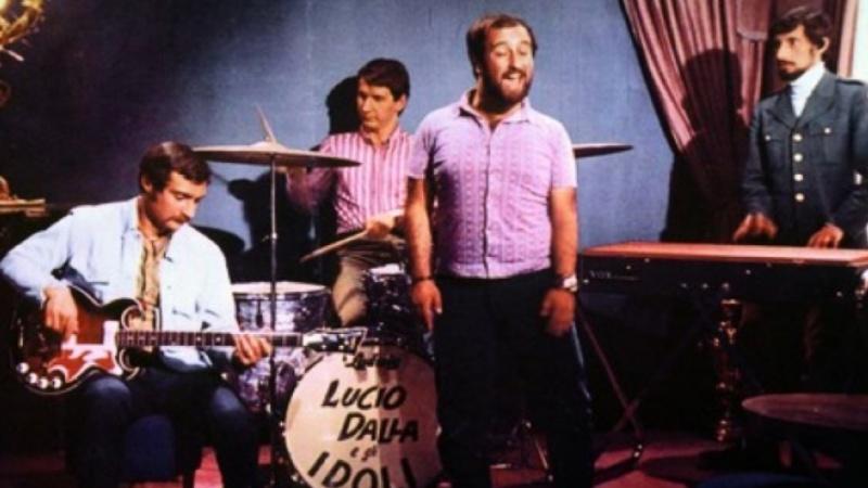 Lucio Dalla e gli Idoli in un esclusivo cofanetto con i brani del 1991 rimasterizzati