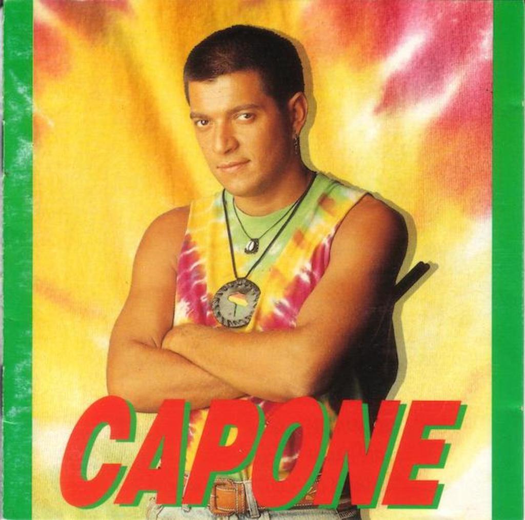 Maurizio Capone ripubblica in digitale il disco d'esordio del 1993