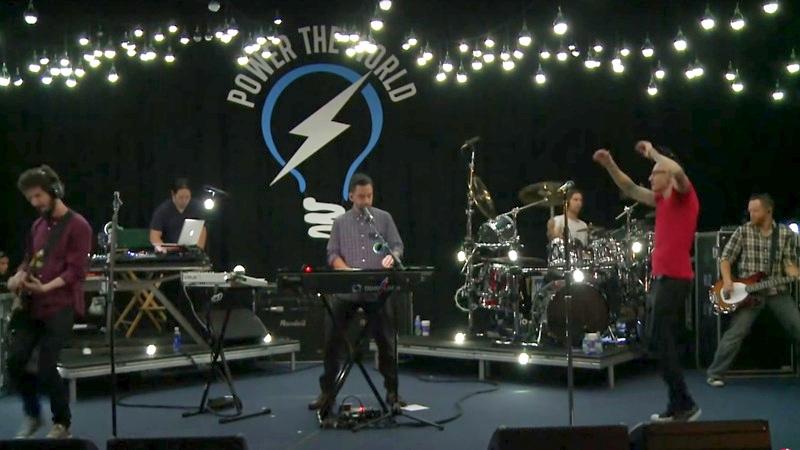 Video Live: Linkin Park - New Divide