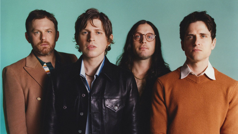 """When you see yourself"": l'ottavo album di inediti dei Kings Of Leon"