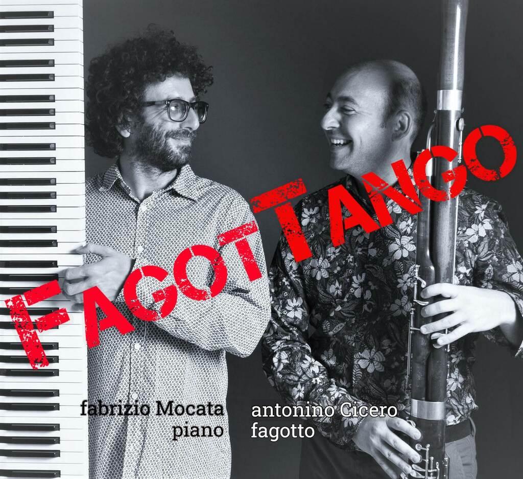 FagotTango: il tango atipico di Cicero e Mocata