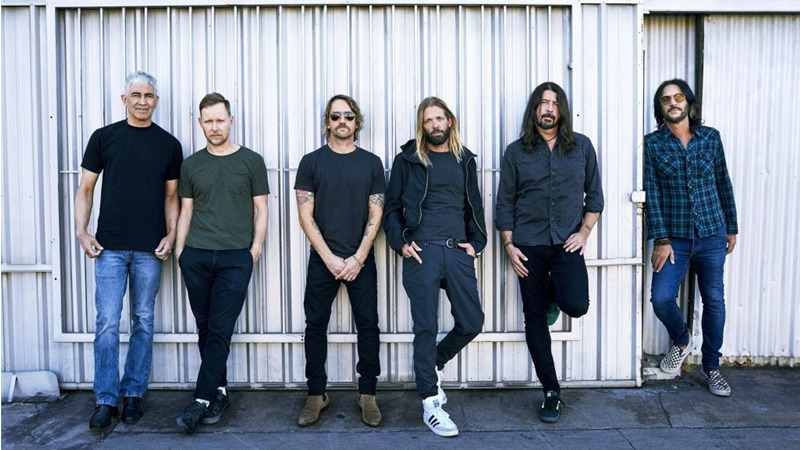 "Il nuovo album dei Foo Fighters: ""Medicine at Midnight"""