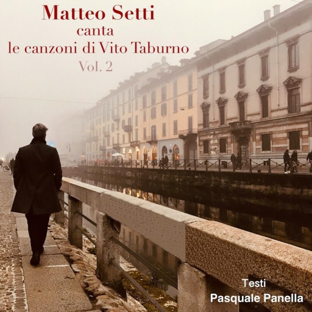 Matteo Setti canta le canzoni di Vito Taburno - Vol. 2