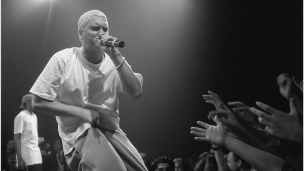 Not afraid. La storia di Eminem