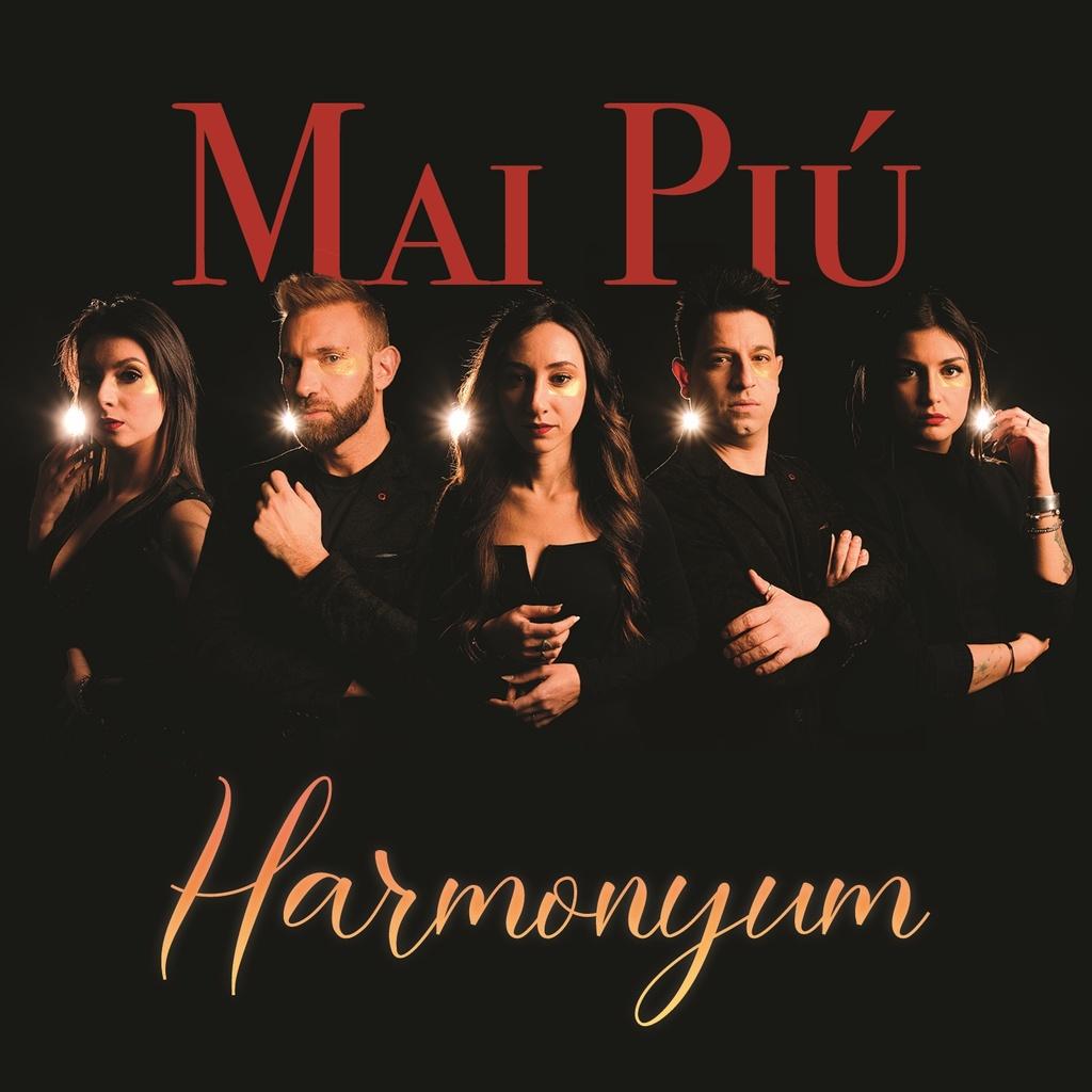 Arriva in radio il nuovo singolo degli Harmonyum