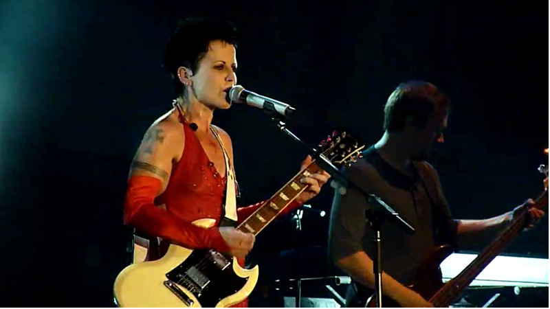 Dolores O'Riordan & The Cranberries - Parole di una star riluttante