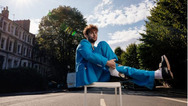 "È uscito ""Evering Road"" secondo album del cantautore britannico Tom Grennan"