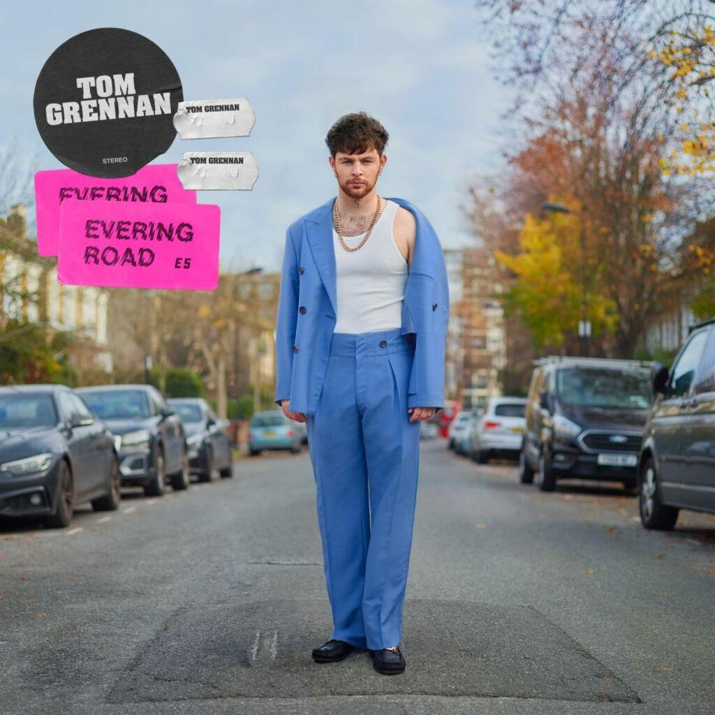 """È uscito """"Evering Road"""" secondo album del cantautore britannico Tom Grennan"""