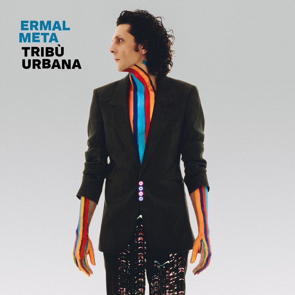 """E' uscito il nuovo album di inediti di Ermal Meta: """"Tribù urbana"""""""