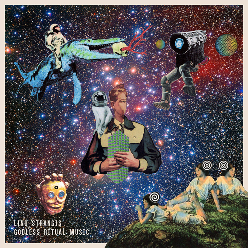 """""""Godless Ritual Music"""": il nuovo album di Lino Strangis"""