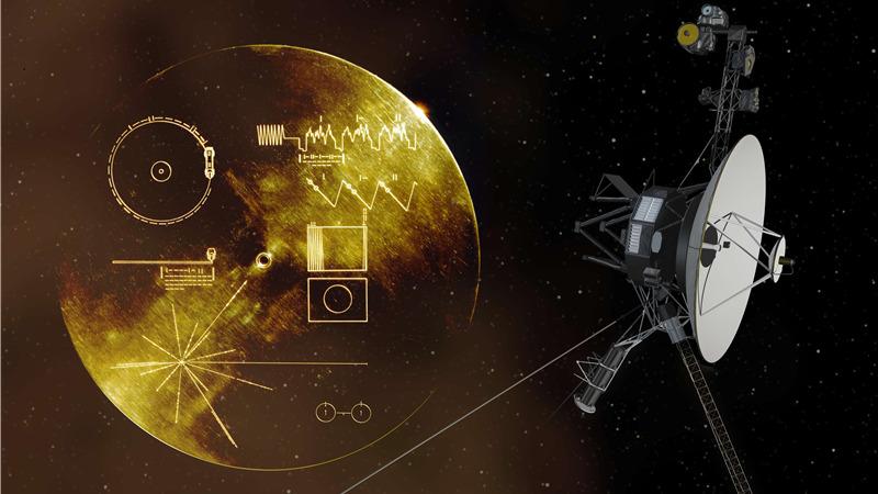 La Playlist del Voyager Golden Record. Musiche per incontri ravvicinati