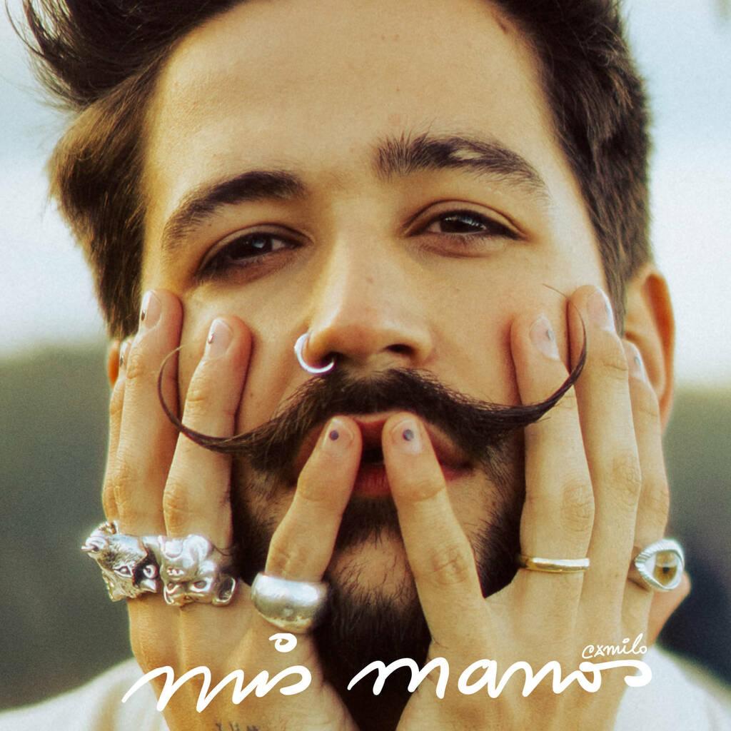 """""""Mis Manos"""": il nuovo album di Camilo"""